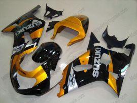 Suzuki GSX-R 600/750 2001-2003 K1 K2 Injection ABS Fairing - Others - Golden/Black
