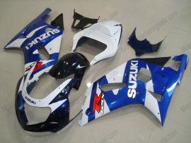 Suzuki GSX-R 600/750 2001-2003 K1 K2 Injection ABS Fairing - Others - Blue/White