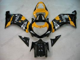 Suzuki GSX-R 600/750 2001-2003 K1 K2 Injection ABS Fairing - Others - Orange/Black