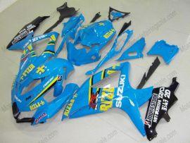 Suzuki GSX-R 600/750 2008-2010 K8 Injection ABS Fairing - Rizla+ - Blue
