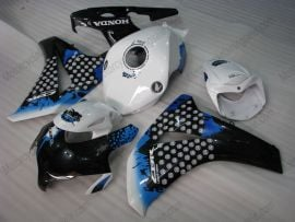 Honda CBR1000RR 2008-2011 Injection ABS Fairing - Others - Black/White/Blue