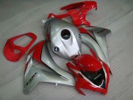Honda CBR1000RR 2008-2011 Injection ABS Fairing - Fireblade - Silver/Red