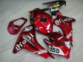 Honda CBR1000RR 2008-2011 Injection ABS Fairing - PIRELLI - Red