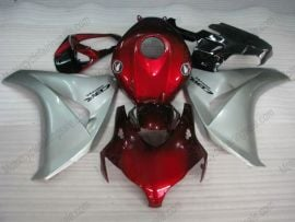 Honda CBR1000RR 2008-2011 Injection ABS Fairing - Others - Red/Silver