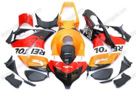 Honda CBR1000RR 2008-2011 Injection ABS Fairing - Repsol - Orange/Black/Red