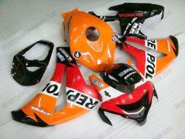 Honda CBR1000RR 2008-2011 Injection ABS Fairing - Repsol - Orange/Red/Black