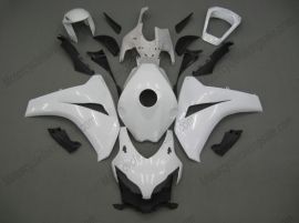 Honda CBR1000RR 2008-2011 Injection ABS Fairing - Factory Style - White