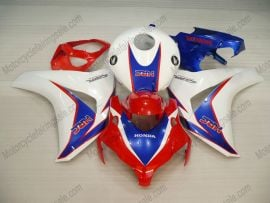 Honda CBR1000RR 2008-2011 Injection ABS Fairing - Others - Red/Blue/White