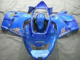 Honda CBR 1100XX BLACKBIRD 1996-2007 Injection ABS Fairing - Others - All Blue