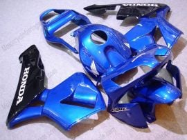Honda CBR 600RR F5 2003-2004 Injection ABS Fairing - Others - Blue/Black