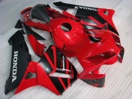 Honda CBR 600RR F5 2003-2004 Injection ABS Fairing - Others - Red/Black