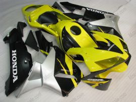 Honda CBR 600RR F5 2003-2004 Injection ABS Fairing - Others - Yellow/Black
