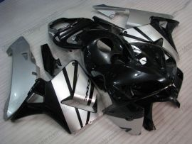 Honda CBR 600RR F5 2005-2006 Injection ABS Fairing - Others - Black/Silver