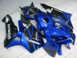 Honda CBR 600RR F5 2005-2006 Injection ABS Fairing - Others - Blue/Black