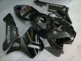 Honda CBR 600RR F5 2005-2006 Injection ABS Fairing - Others - Gray/Black