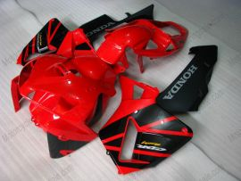 Honda CBR 600RR F5 2005-2006 Injection ABS Fairing - Others - Red/Black