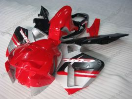 Honda CBR 600RR F5 2005-2006 Injection ABS Fairing - Others - Red/Silver/Black