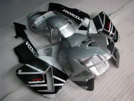 Honda CBR 600RR F5 2005-2006 Injection ABS Fairing - Others - Silver/Black