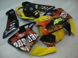 Honda CBR 600RR F5 2005-2006 Injection ABS Fairing - Rossi - Color