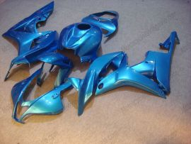 Honda CBR 600RR F5 2007-2008 Injection ABS Fairing - Factory Style  - All Blue