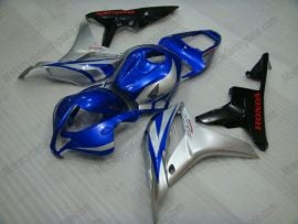 Honda CBR 600RR F5 2007-2008 Injection ABS Fairing - Others  - Blue/Silver/Black