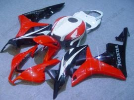 Honda CBR 600RR F5 2007-2008 Injection ABS Fairing - Others  - Red/Black/White