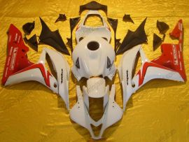 Honda CBR 600RR F5 2007-2008 Injection ABS Fairing - Others  - White/Red