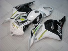 Honda CBR 600RR F5 2009-2012 Injection ABS Fairing - HANN spree - White/Black