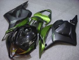 Honda CBR 600RR F5 2009-2012 Injection ABS Fairing - Others - Black/Green