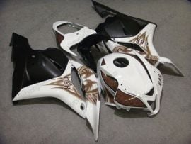 Honda CBR 600RR F5 2009-2012 Injection ABS Fairing - Others - White/Black/Brown