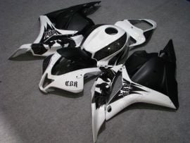 Honda CBR 600RR F5 2009-2012 Injection ABS Fairing - Others - White/Black