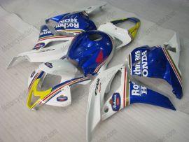 Honda CBR 600RR F5 2009-2012 Injection ABS Fairing - Rothmans - Blue/White
