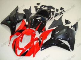 Honda CBR 600RR F5 2009-2012 Injection ABS Fairing - Others - Black/Red