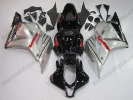 Honda CBR 600RR F5 2009-2012 Injection ABS Fairing - Others - Black/Silver