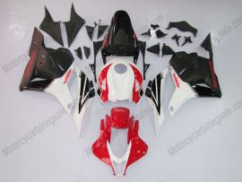 Honda CBR 600RR F5 2009-2012 Injection ABS Fairing - Others - Black/White/Red