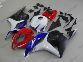 Honda CBR 600RR F5 2009-2012 Injection ABS Fairing - Others - White/Black/Red