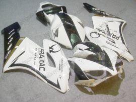 Honda CBR1000RR 2004-2005 Injection ABS Fairing - PRAMAC - White/Black