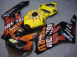 Honda CBR1000RR 2004-2005 Injection ABS Fairing - Rossi - Color