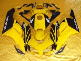 Honda CBR1000RR 2004-2005 Injection ABS Fairing - Other - Yellow/Black
