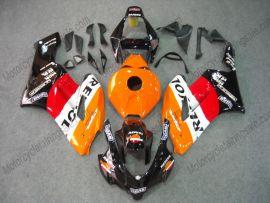 Honda CBR1000RR 2004-2005 Injection ABS Fairing - Repsol - Black/Orange/Red