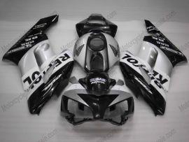 Honda CBR1000RR 2004-2005 Injection ABS Fairing - Repsol - Black/Silver