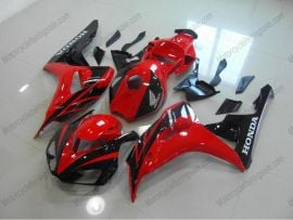 Honda CBR1000RR 2006-2007 Injection ABS Fairing - Others - Red/Black