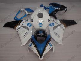Honda CBR1000RR 2008-2010 Injection ABS Fairing - Konica Minolta - White/Black