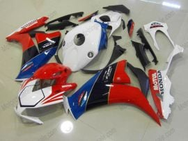 Honda CBR1000RR 2012-2016 Injection ABS Fairing - Others - White/Blue/Red