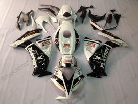 Honda CBR1000RR 2012-2016 Injection ABS Fairing - PlayBoy - White/Black