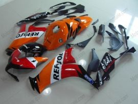 Honda CBR1000RR 2012-2016 Injection ABS Fairing - Repsol - Orange/Black/Red