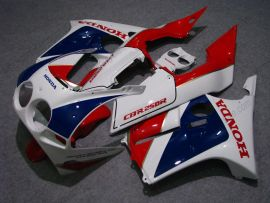 Honda CBR250RR MC19 1988-1989 Injection ABS Fairing - Others - Red/White/Blue