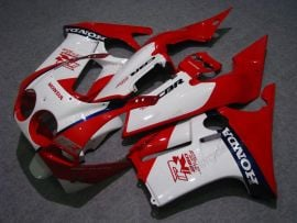 Honda CBR250RR MC19 1988-1989 Injection ABS Fairing - Others - Red/White