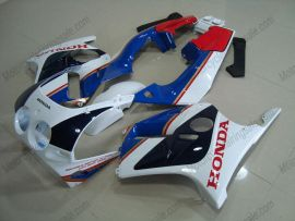 Honda CBR250RR MC19 1988-1989 Injection ABS Fairing - Others - White/Blue