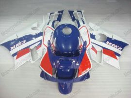 Honda CBR600 F2 1991-1994 ABS Fairing - Others - Blue/White/Red